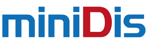 Logo MiniDis - Europe's best mini PC source!