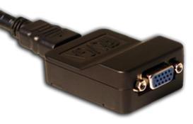 Active HDMI>VGA adapter