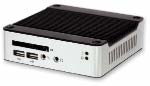 eBox-3310AL2 - 600Mhz, 512MB RAM, 2xRS-232, CF slot, 2xLAN mini-PC EU