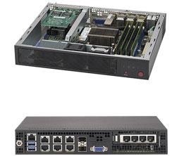 SuperMicro Intel XEON D-1518 – 4 Core / 8 Thread – 6MB Cache – 2.2 Ghz (35W)