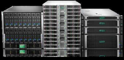 HPE Entry level multi node / iSCSI SAN Cluster configuration 1802 - DL360 GEN10