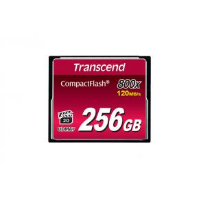 Transcend TS32GCF800 Flash Card [32GB, CF, 800X, Type I, MLC NAND]