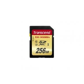 Transcend TS256GSDU3 [256GB SDXC UHS-I U3]