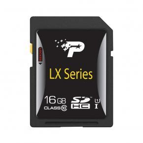 Patriot PSF128GSDXC10 LX SERIES SDXC [128GB 3.0 SDXC CLASS 10]