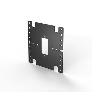VESA mounting bracket for FITLET / FITLET2